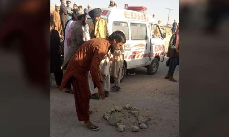 误将手榴弹当玩具 巴基斯坦奎达3名儿童丧生