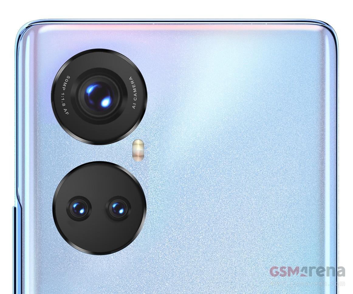 新泄露的渲染图揭示了荣耀50和50 Pro的相机规格