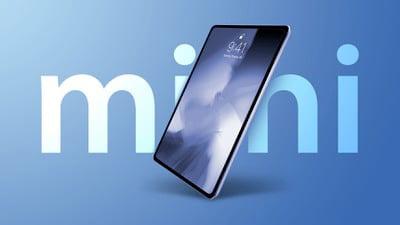 彭博社:iPad mini 2021今年晚些时候发布