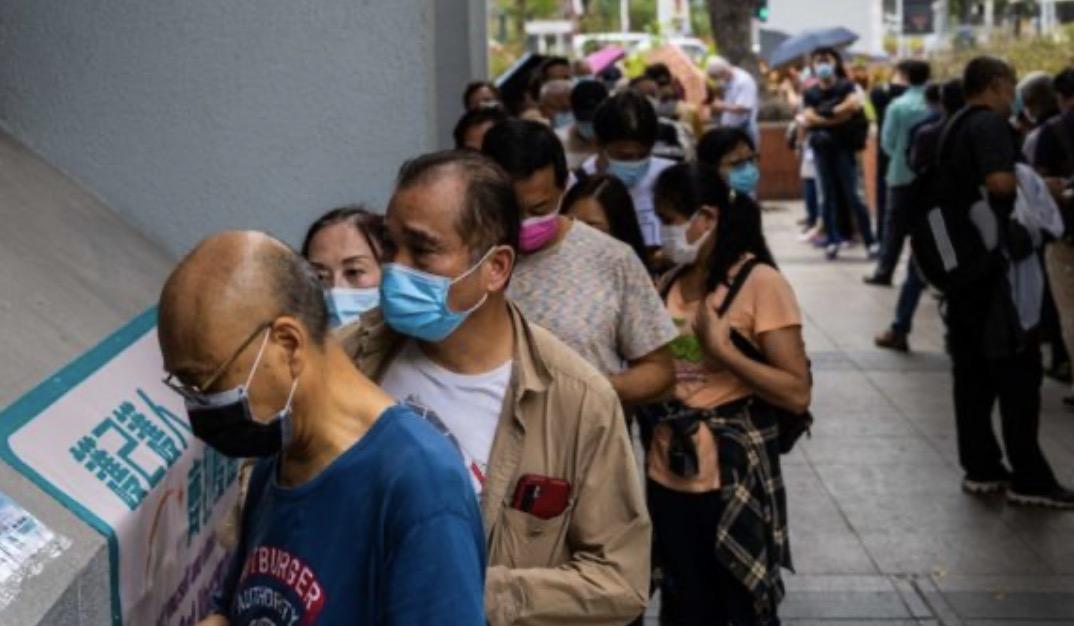 杏悦,人数创新高香港6月杏悦5日超过5万人图片