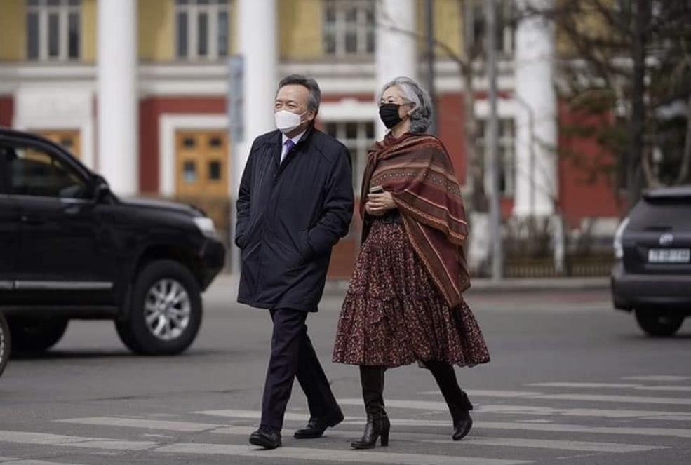 蒙古国总统候选人恩赫巴特确诊新冠肺炎