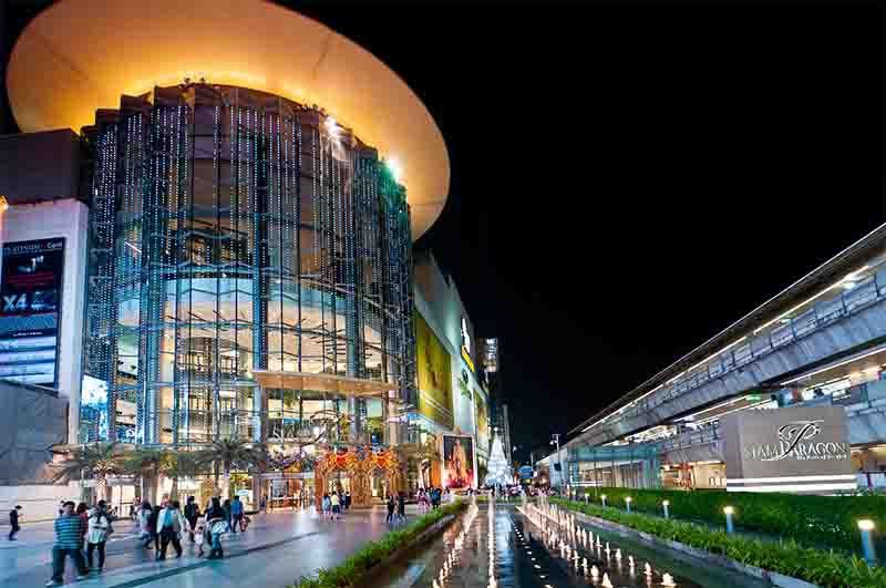 泰国曼谷商业区多家大型购物中心出现聚集性疫情