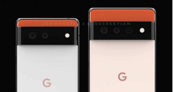 谷歌Pixel 6手机将至,如何与iPhone 13/Pro抗衡