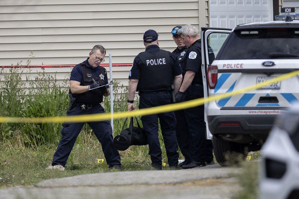 美国芝加哥再迎暴力周末:至少5死46伤 嫌犯均未被捕