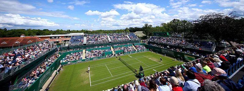 GAMA 成为英国国家网球夏季球赛的消毒产品独家供应商