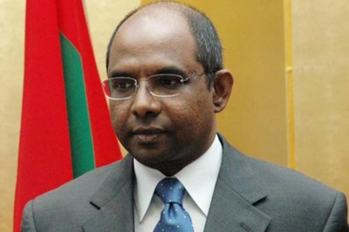 马尔代夫外交部长沙希德当选第76届联大主席