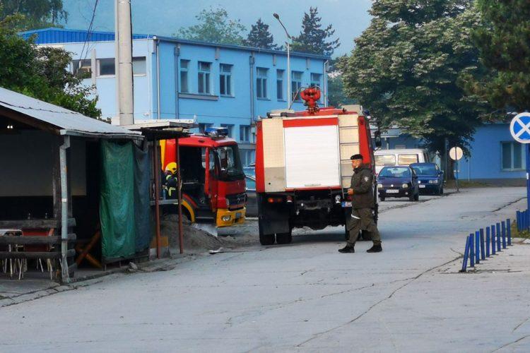 塞尔维亚发生事故军火厂再传爆炸声
