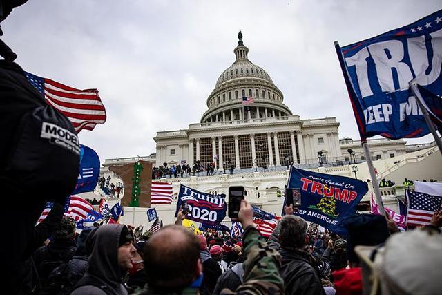美国参议院发布调查1月6日国会大厦袭击事件最新报告