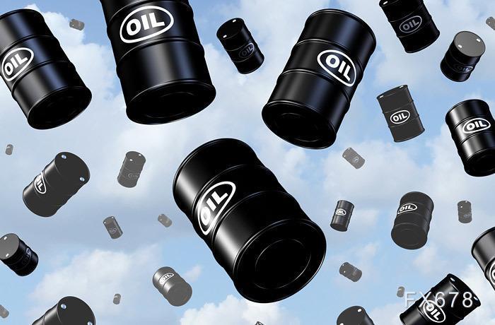 美原油交易策略:油价回踩,关注低位做多的机会
