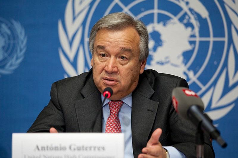 联合国安理会推荐古特雷斯继续担任秘书长
