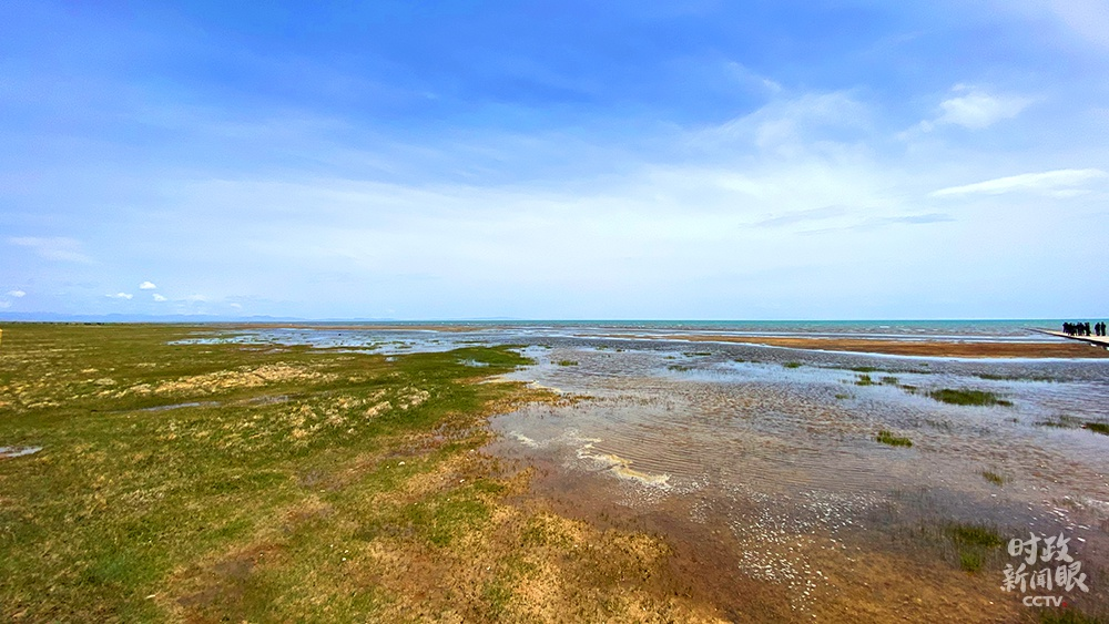 △仙女湾湿地(总台央视记者李辉拍摄)