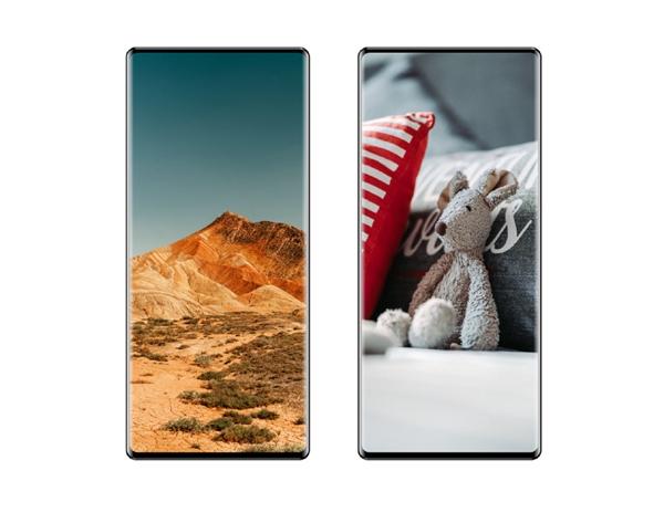 曝小米MIX 4下月发布:或是首款双曲面屏下摄像头手机