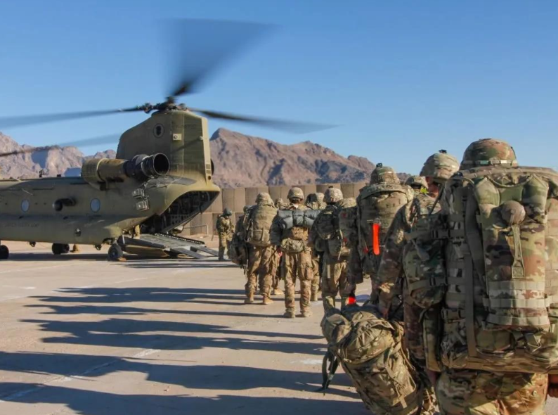 20年间,美军给阿富汗带来了什么?