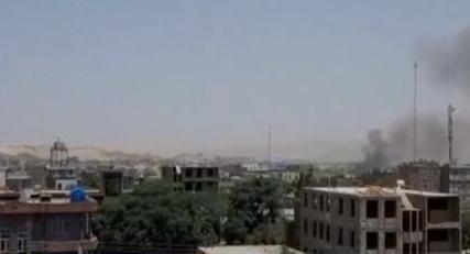安全局势恶化 阿富汗政府军在多地与塔利班发生激战