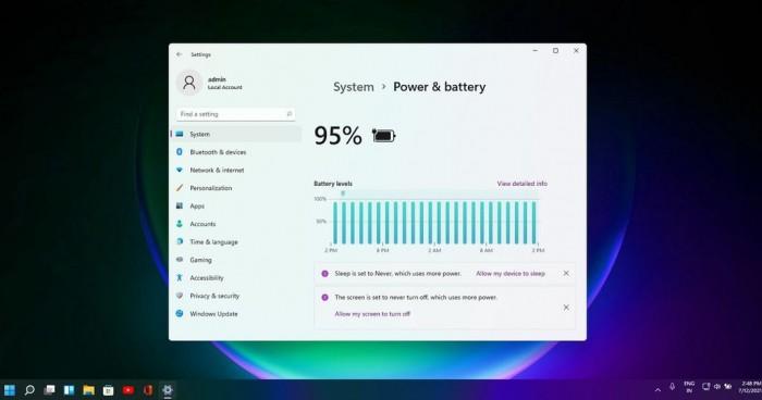 Windows 11为设置和服务引入全新推荐功能