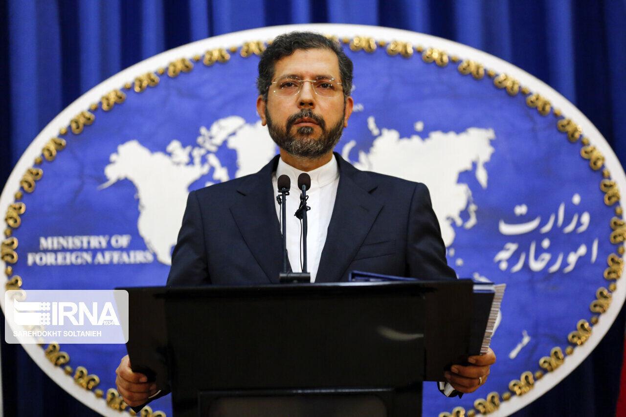 伊朗外交部发言人:美国应有效解除对伊制裁