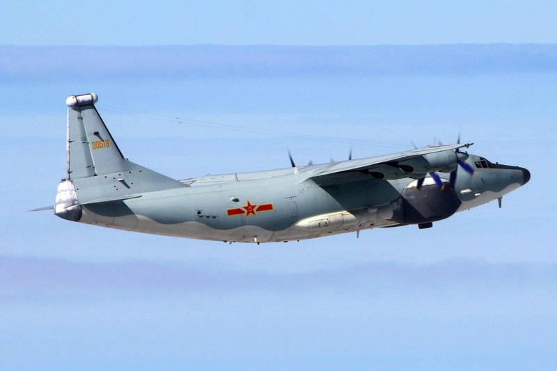 台媒:解放军军机早8时进入台西南空域 高度6900米