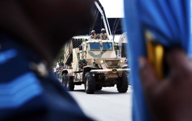 南非总统:政府将动用所有资源平定骚乱