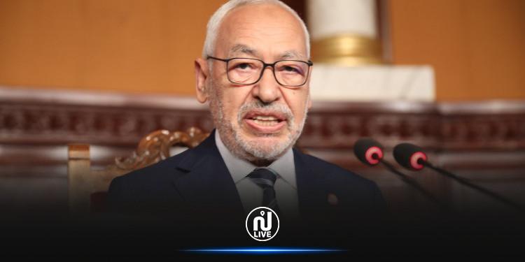 突尼斯议长加努西感染新冠病毒
