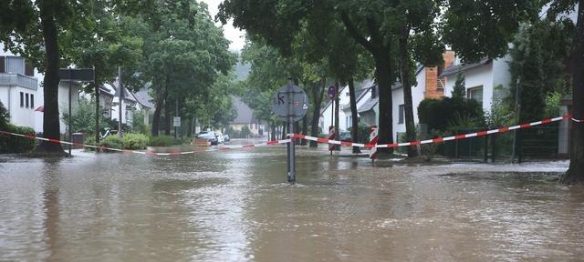外媒:德国暴雨洪涝灾害已造成至少19人死亡