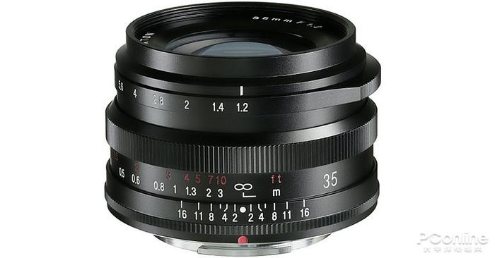 福伦达35mmF1.2手动镜头:要价4500元,贵吗?