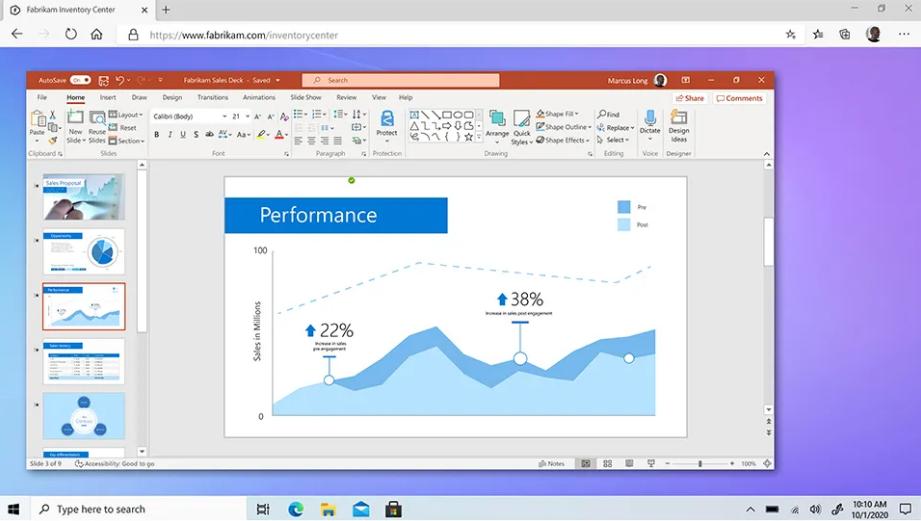 微软发布 Windows 365 云电脑,随时随地用上 Win11/Win10 PC,几分钟就能创建