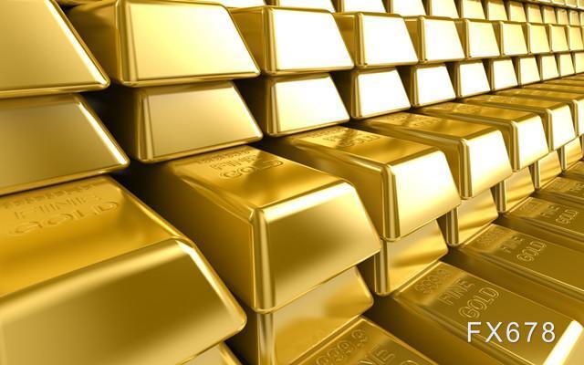 现货黄金小幅盘整,非农料给出FED是否加速从紧的分水岭