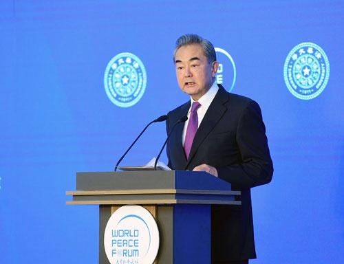 王毅谈半岛核问题:美方应正视并解决朝方的合理关切