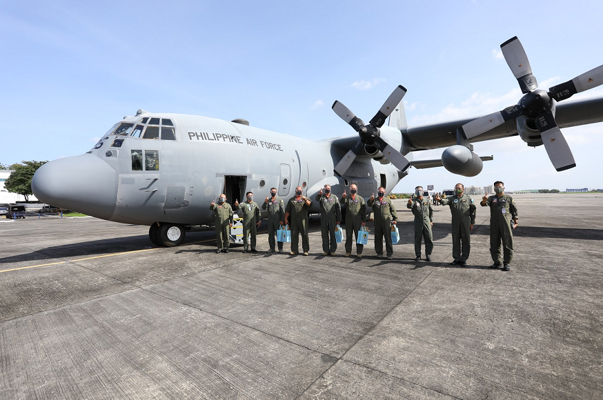 菲律宾坠毁军机或购自美国