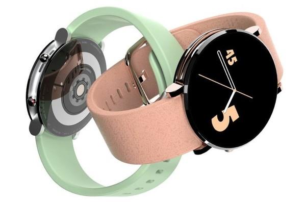 """三星Galaxy Watch 5概念图曝光 经典的""""旋转环""""被取代"""