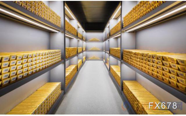 黄金T+D收涨,市场对美联储提前加息的担忧有所缓解