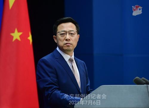 外交部:中方对瓜达尔港开发建设取得新进展感到高兴