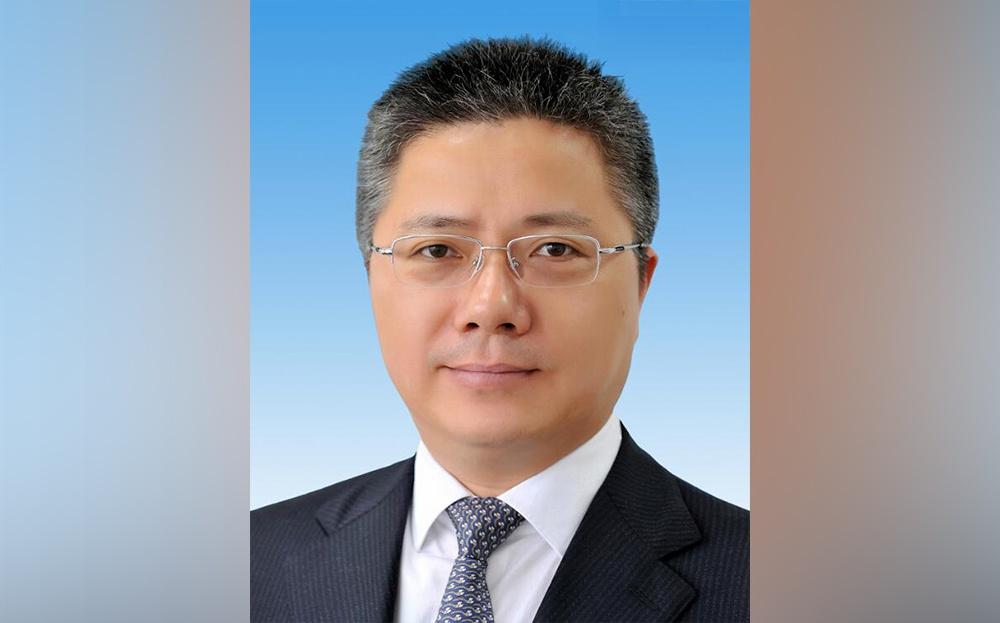 朱忠明已任财政部副部长,此前为湖南省副省长