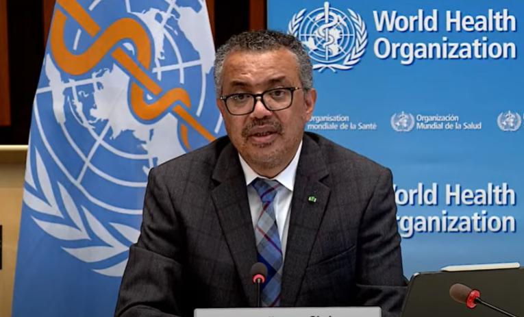 世卫组织:全球新冠肺炎死亡病例超400万例
