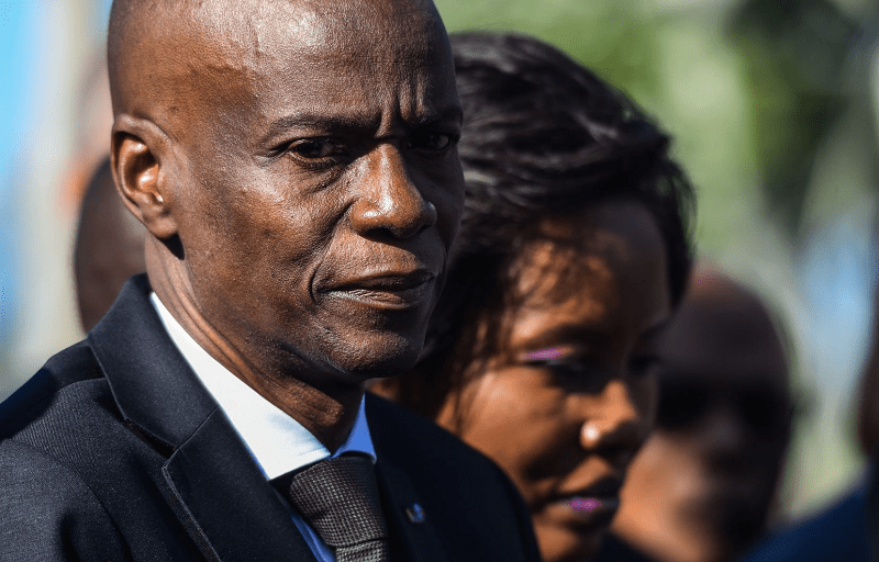 """海地总统遇刺身亡,蔡英文迅速表悲痛,岛内网友:""""邦交""""又要头疼了!"""