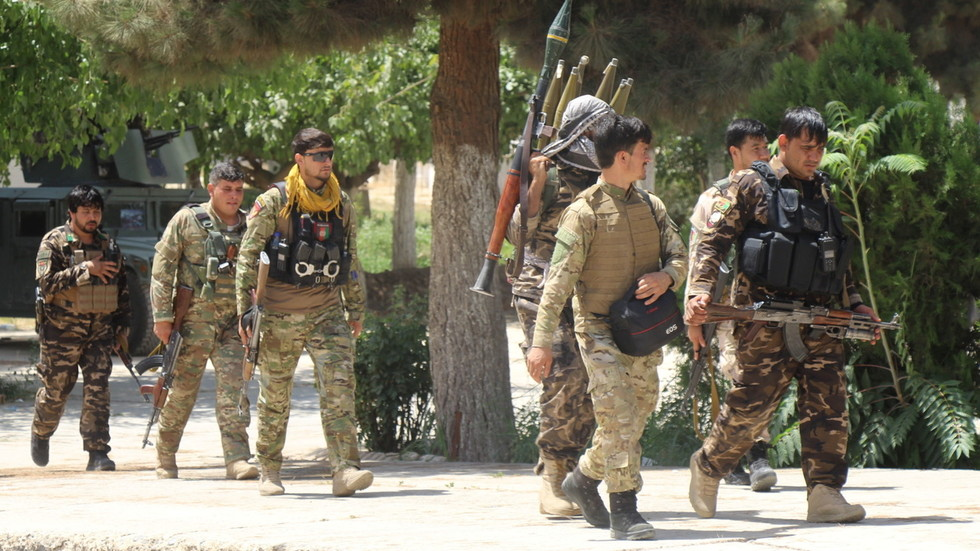 美军已撤离90% 阿富汗政府撑得过3个月吗?