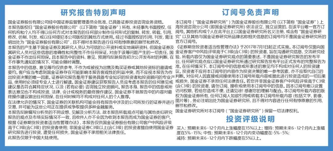 【国金晨讯】大炼化:成长性超科技,估值才10倍?半导体中期策略:全球半导体通膨下的机会及风险