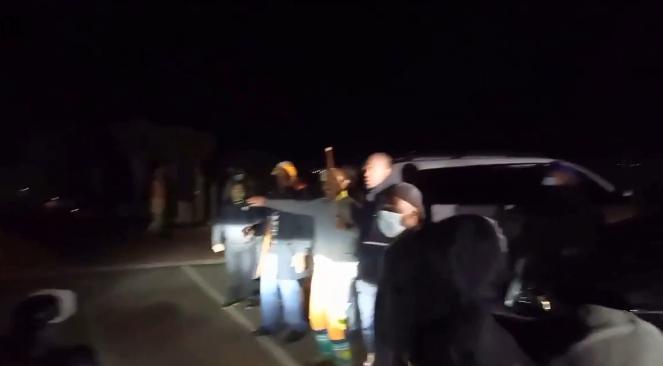 南非前总统祖马支持者阻止警方逮捕祖马