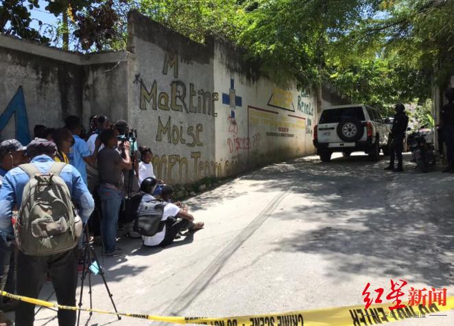 海地总统遇刺身亡背后:或是一次针对性的雇佣兵入侵
