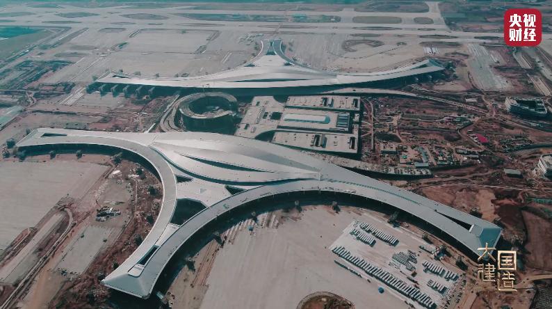 时速350公里的高铁将从航站楼下穿行?这座机场做到了