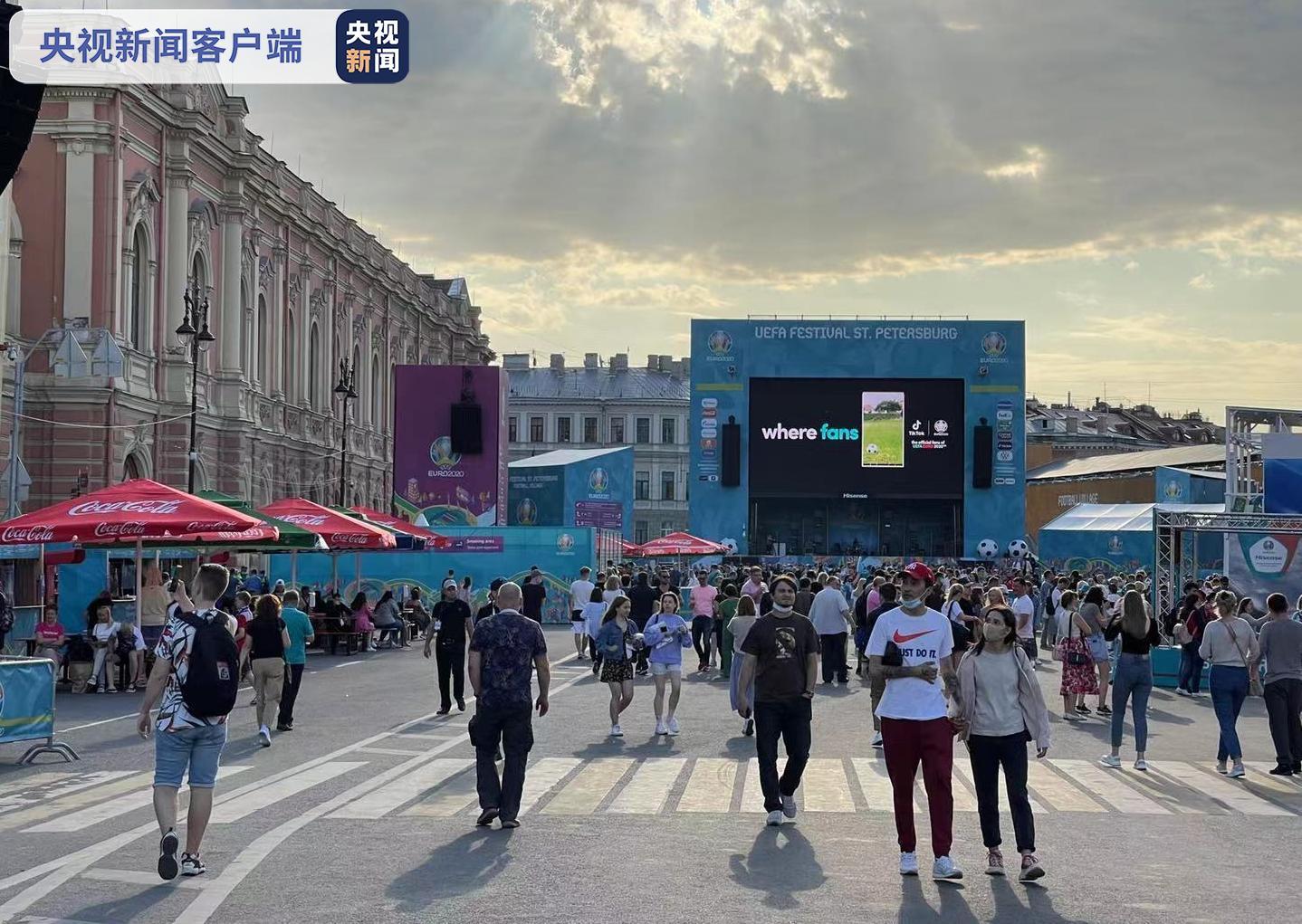 因疫情恶化俄罗斯圣彼得堡收紧防疫政策