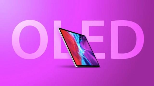 业界人士称苹果将于2023年发布OLED屏的iPad