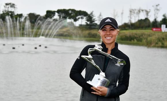 別克LPGA錦標賽決賽輪 姜孝林奪冠