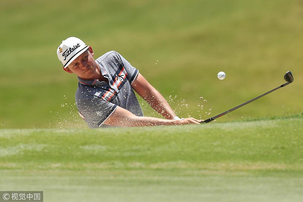澳洲PGA赛第3轮集