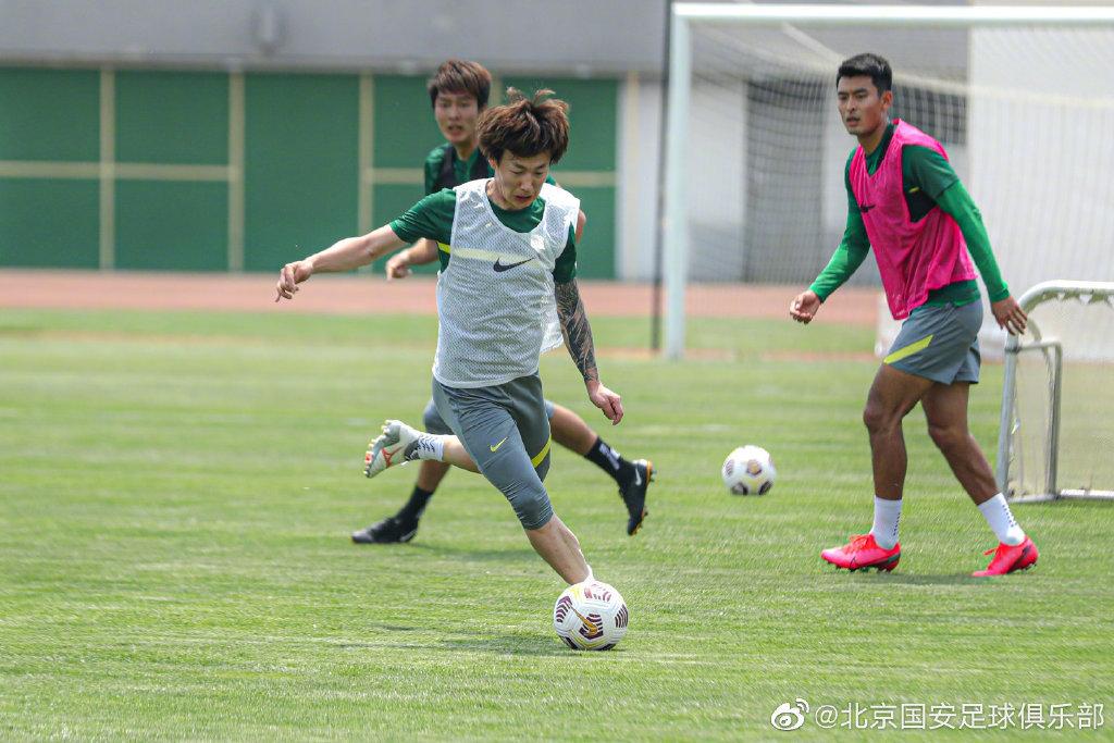 樸成開始參與國安合練 俱樂部已著手物色新外援