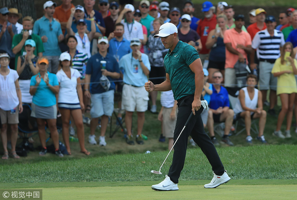 科普卡赢PGA冠军