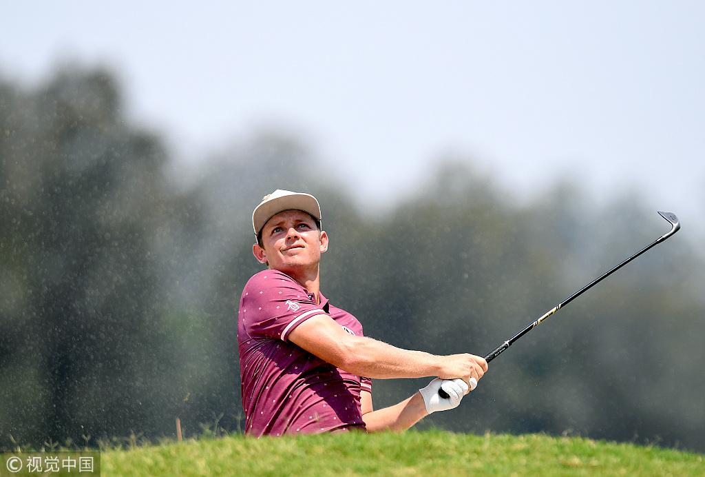 澳洲PGA赛决赛集锦