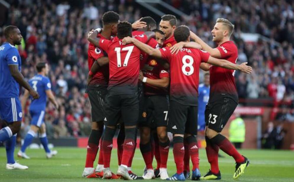 视频集锦-英超揭幕战博格巴进球 曼联2-1莱斯特城