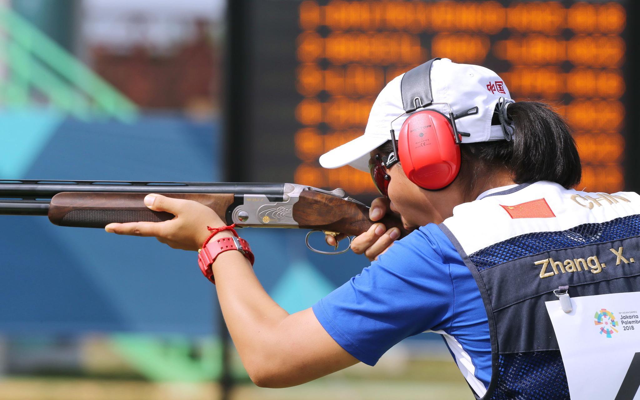 射击世青赛因疫情取消 国家二队集训计划受影响