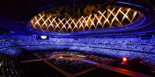 2020東京奧運閉幕式:3年后巴黎再見